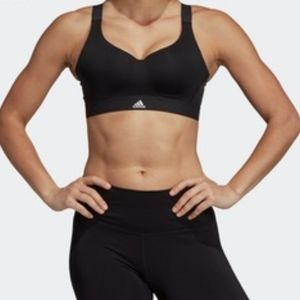 Adidas Stronger for it Cross Back Sports Bra-34 DD